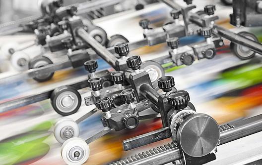 Druckmaschinen Branche R+W Kupplungen