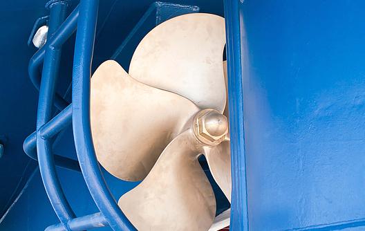 Schiffsantriebstechnik Branche R+W Kupplungen